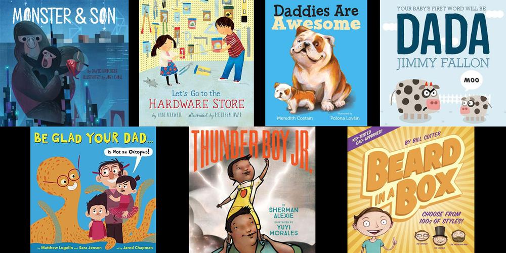 Stack Overflow: Dad Books!